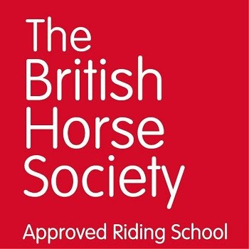 Approved Riding school by the british horse society